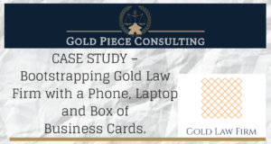 Case Study - Gold Law Firm