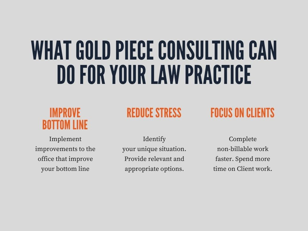 Law Firm Consultant